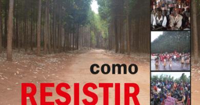 Como resistir às empresas de plantações de árvores? Uma brochura informativa para comunidades